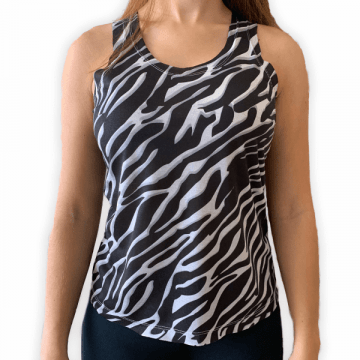 Regata Animal Print Feminina