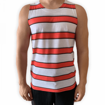 Regata Listra Red Masculina